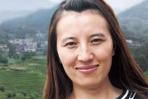 青年支教老师王荣艳,大山里面的梦想种子